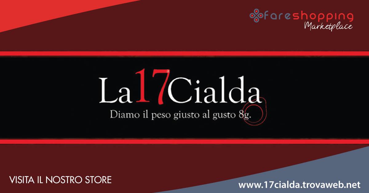 Shop Online - Fornitura Cialde e Caffè - 17° Cialda