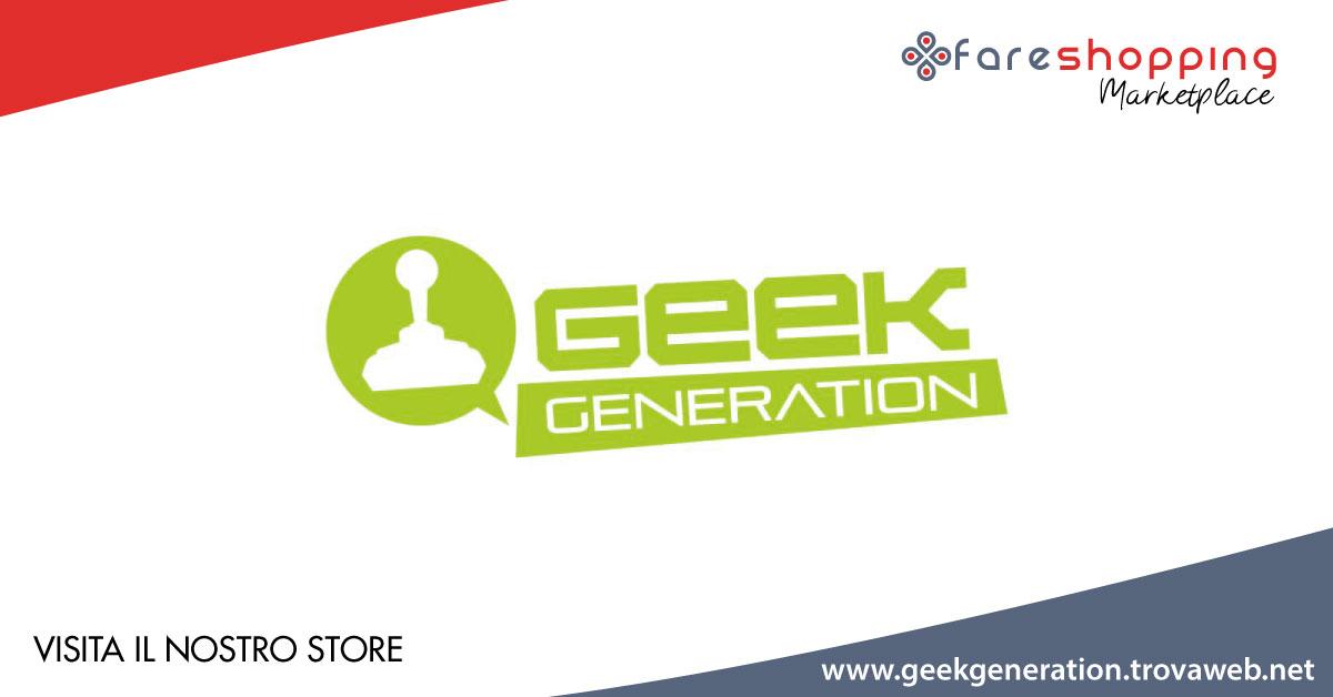 Shop Online - Geek Generation Videogames