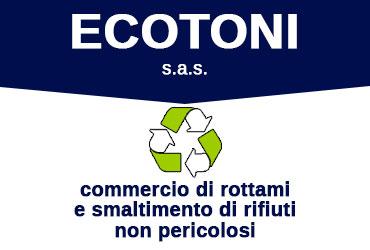 Acquisto Rottami Metallici e Demolizioni Ecotoni - Genova