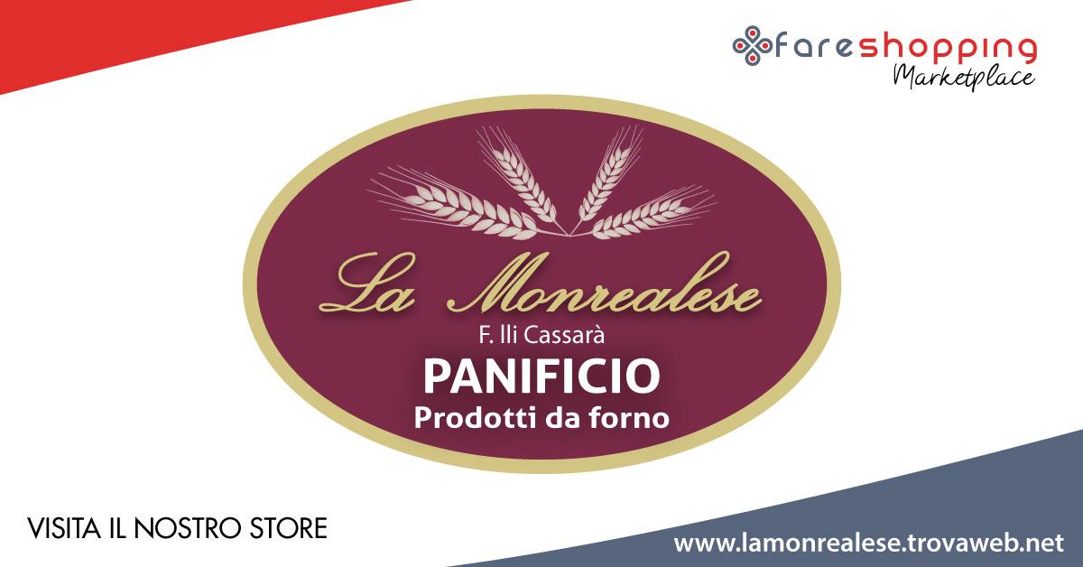 Shop Online - Panificio La Monrealese