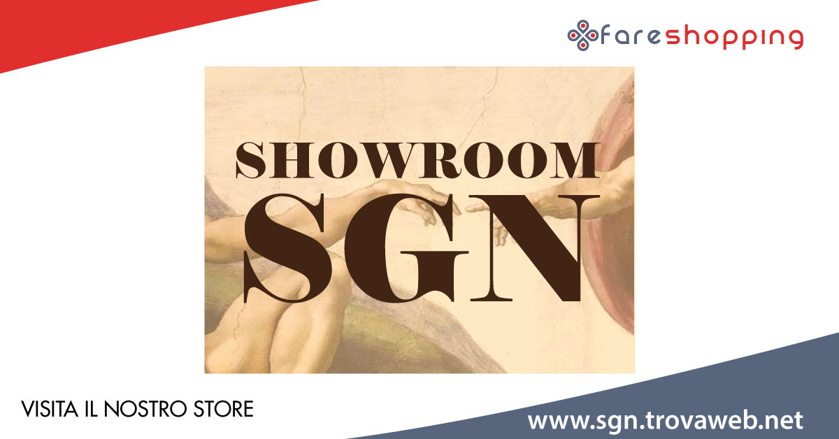 Shop Online - Bomboniere SGN Showroom