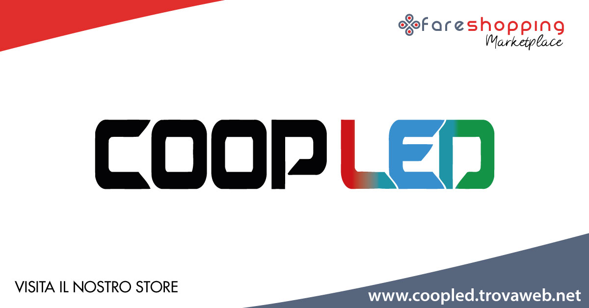Shop Online - Illuminazione Lampade Coop Led